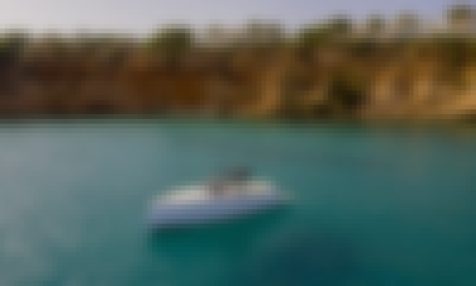 Private Daily Trip from Antiparos to Iraklia, Shinousa and Koufonisi Islands with Pardo 38 Yacht