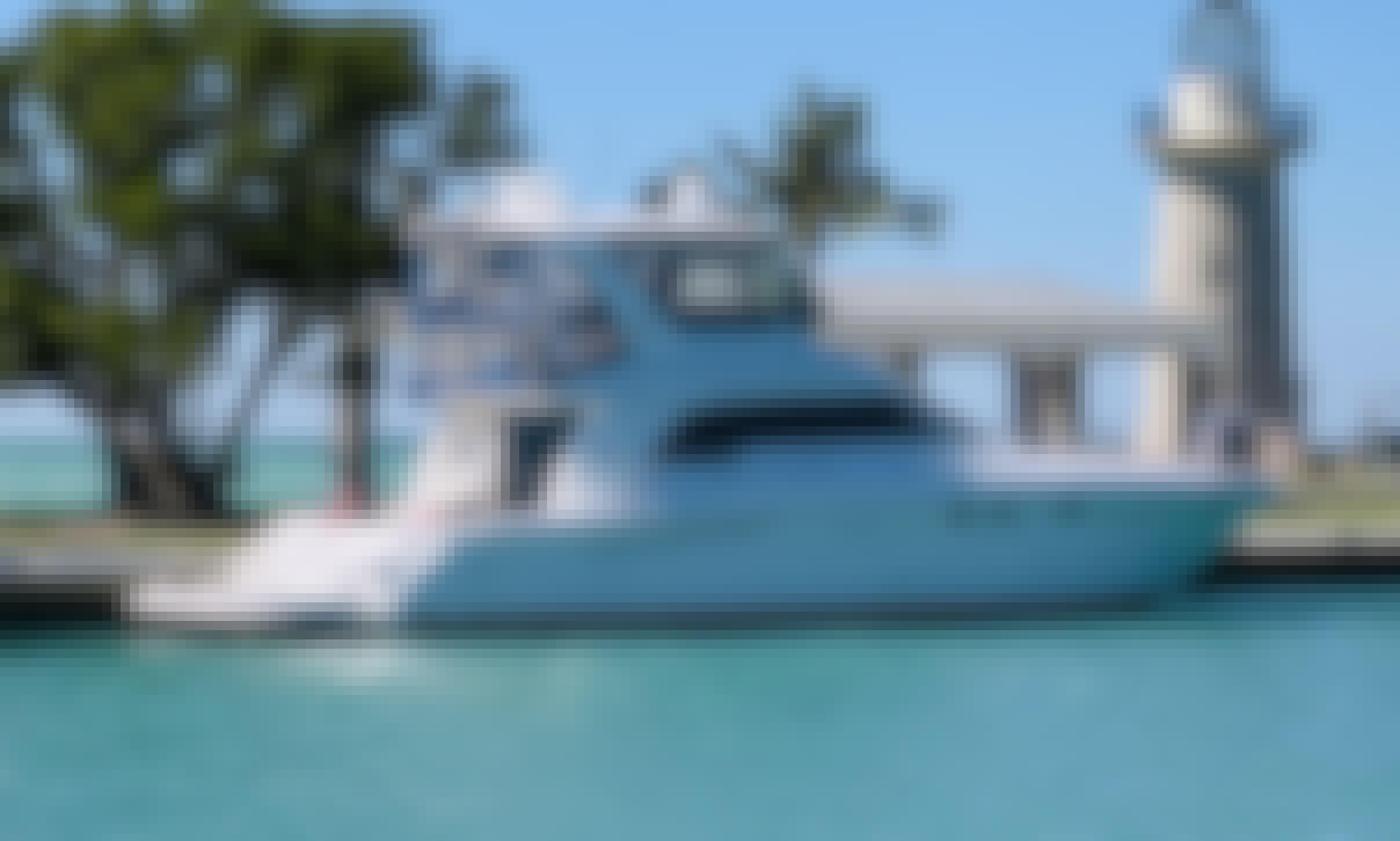 52' Sea Ray Sedan Bridge Motor Yacht Rental in Miami, Florida