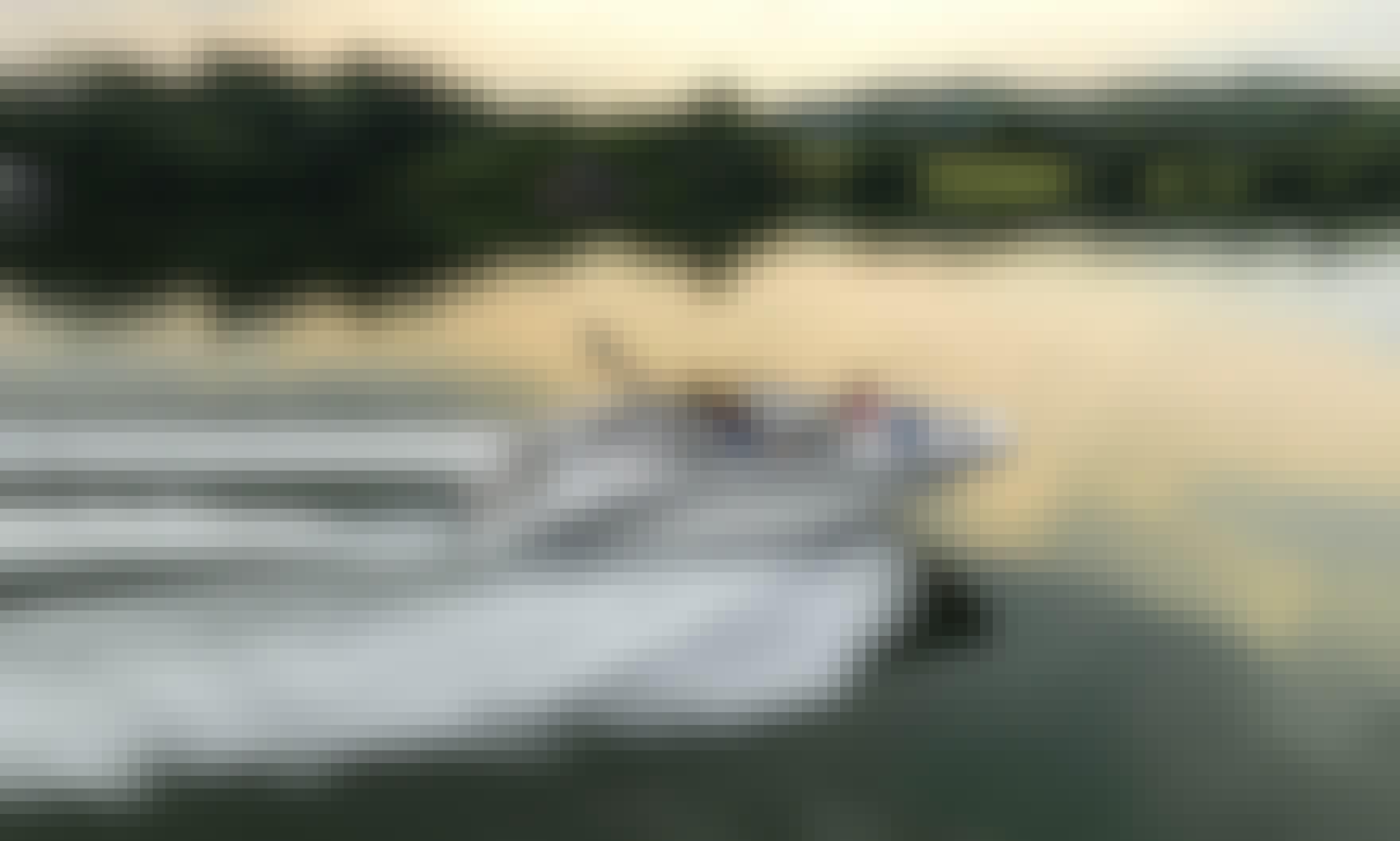 2020 Yamaha SX195 Jet Boat in Lake Lewisville
