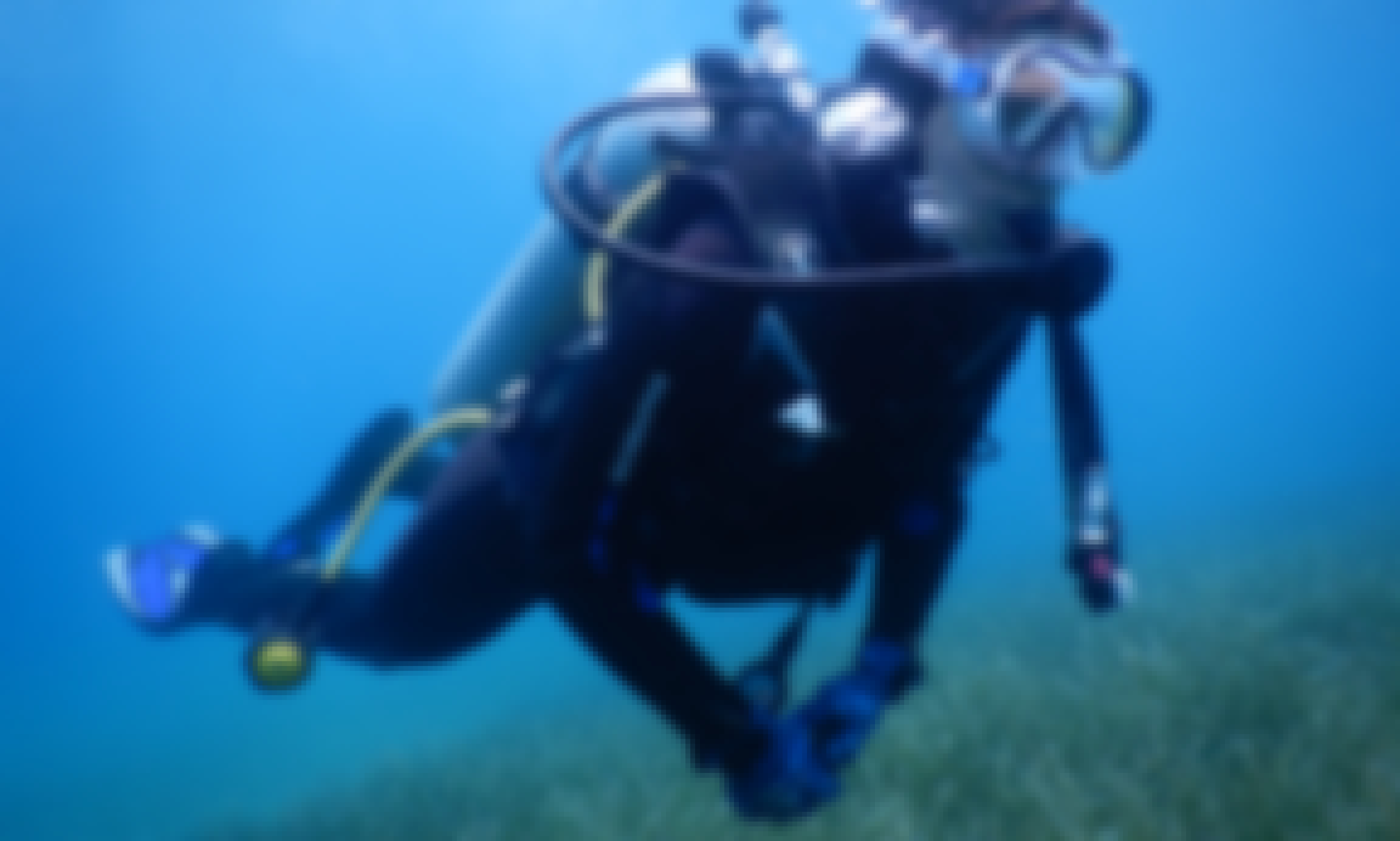 Fun Dive for Non-Certified Divers in Ammouliani, Chalkidiki