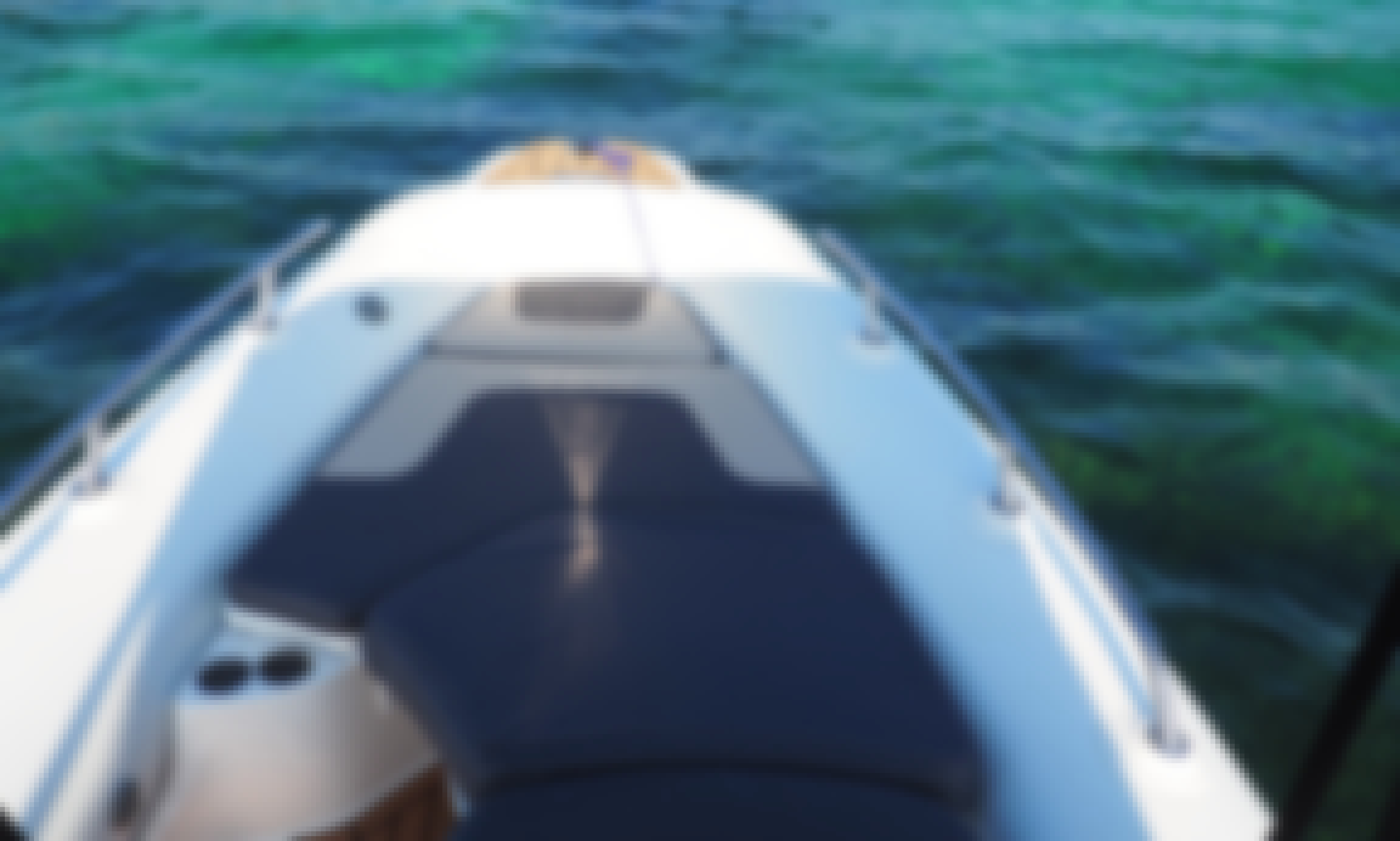 Rent with or without License! Grand 500 Boat with15 hp outboard in Alcúdia, Mallorca
