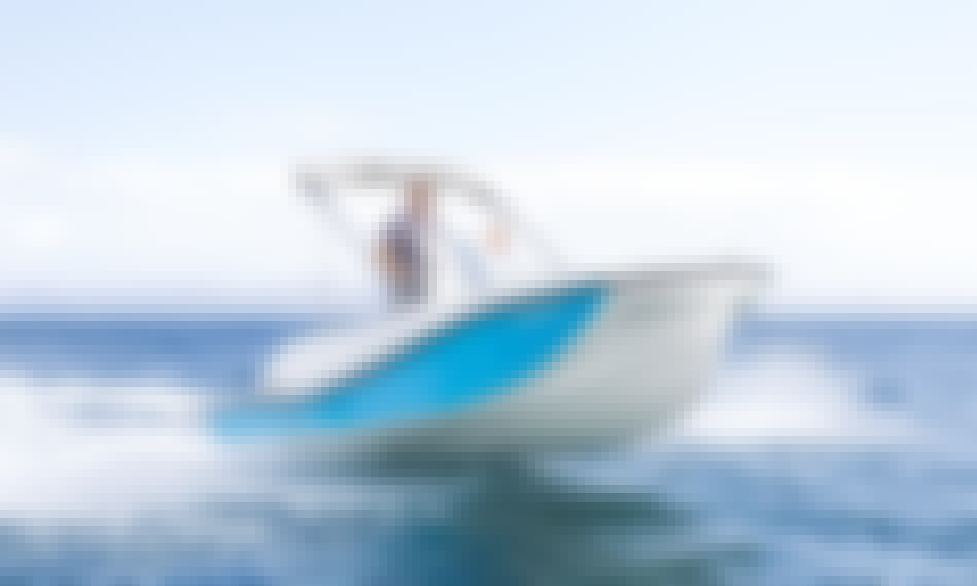 V2 5m Powerboat with 40 Hp Outboard for rent in Alcúdia, Mallorca