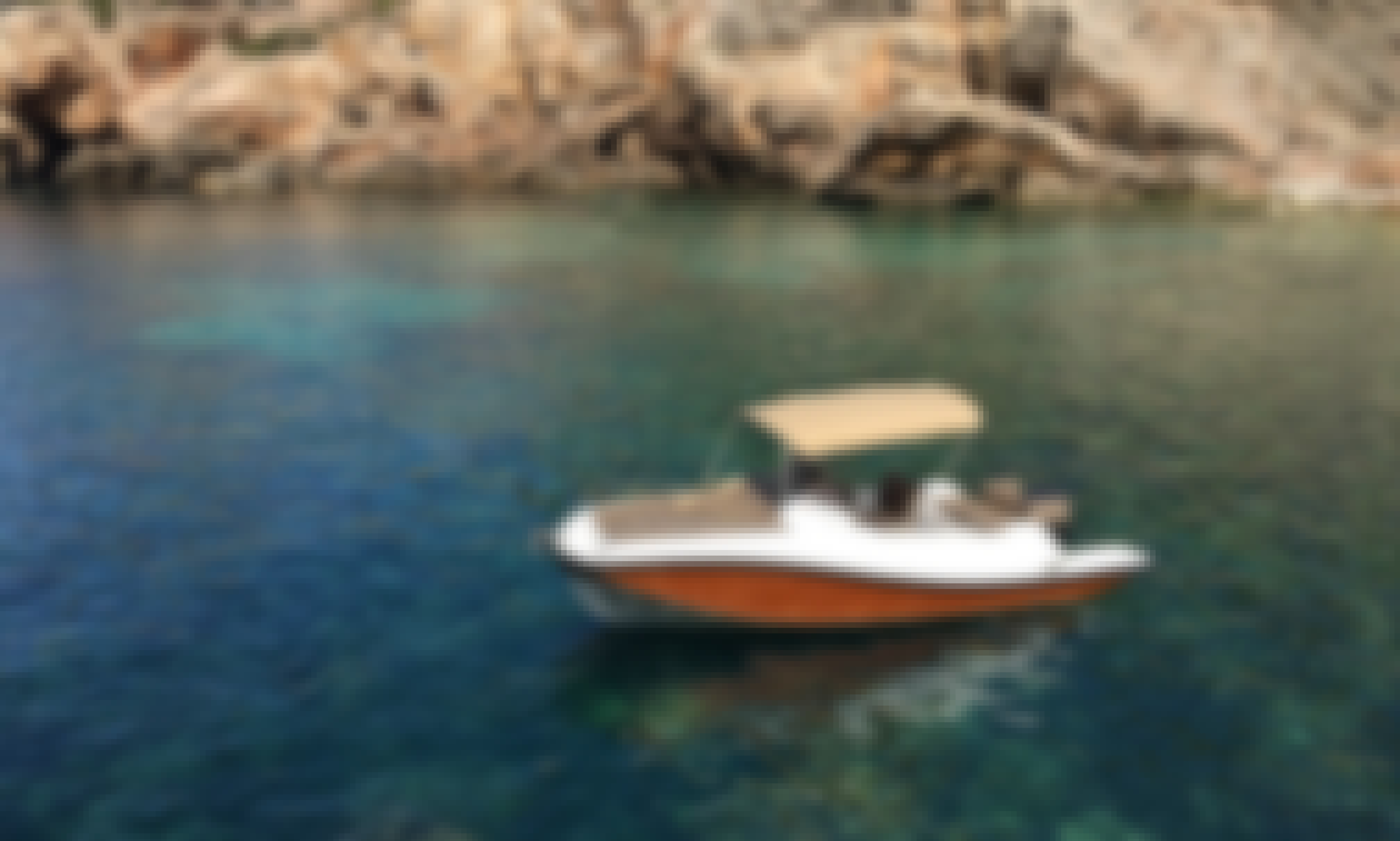 V2 7m Powerboat with 200 Hp for Rent in Port d'Alcúdia, Mallorca