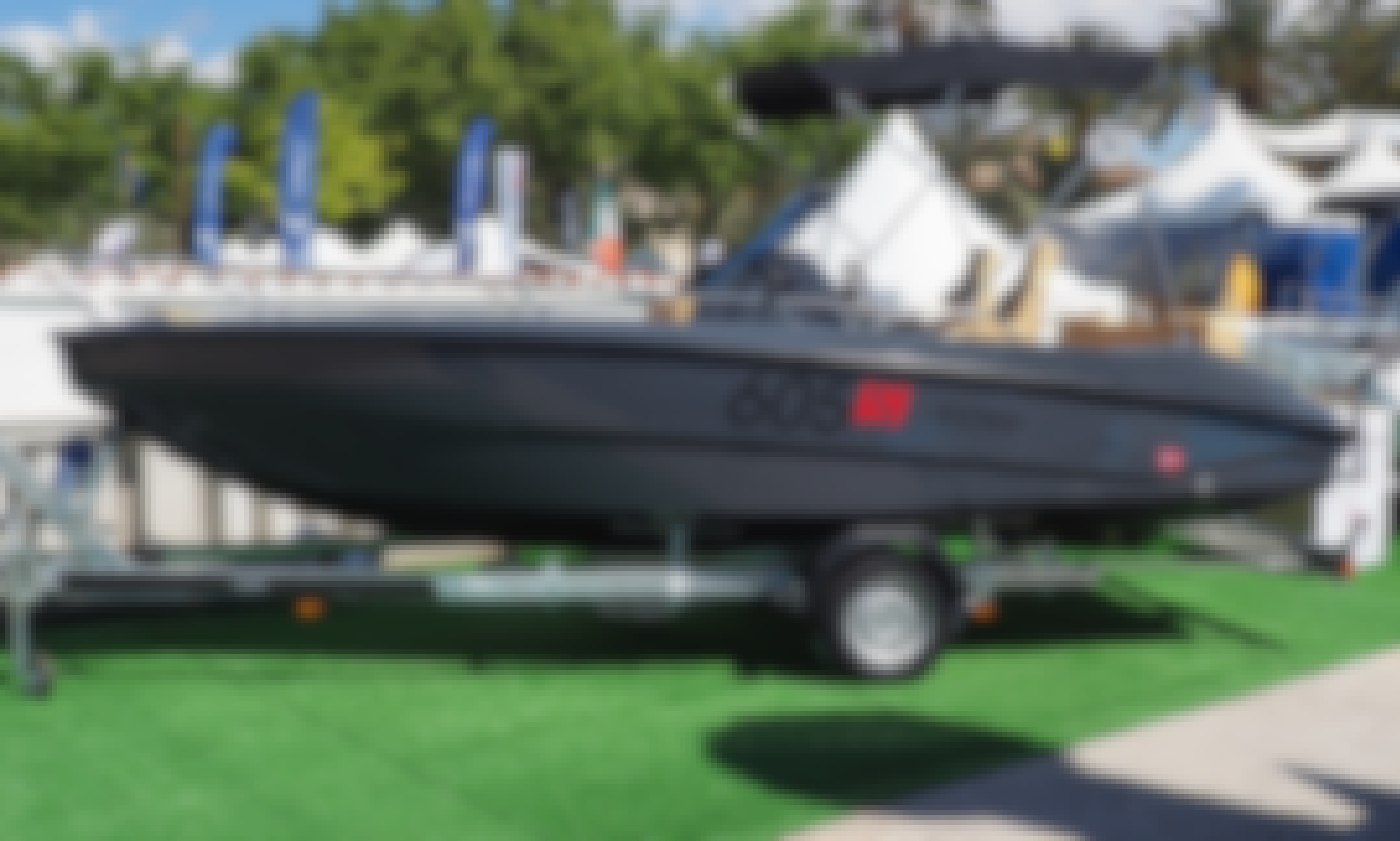 Oceanmaster 605 with 115 Hp Boat for Rent in Port d'Alcúdia, Mallorca