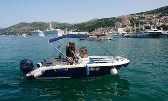 Primus Marine Fisher 20 Power Yacht in Dubrovnik