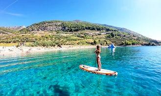SUP Tours on the Adriatic Sea!