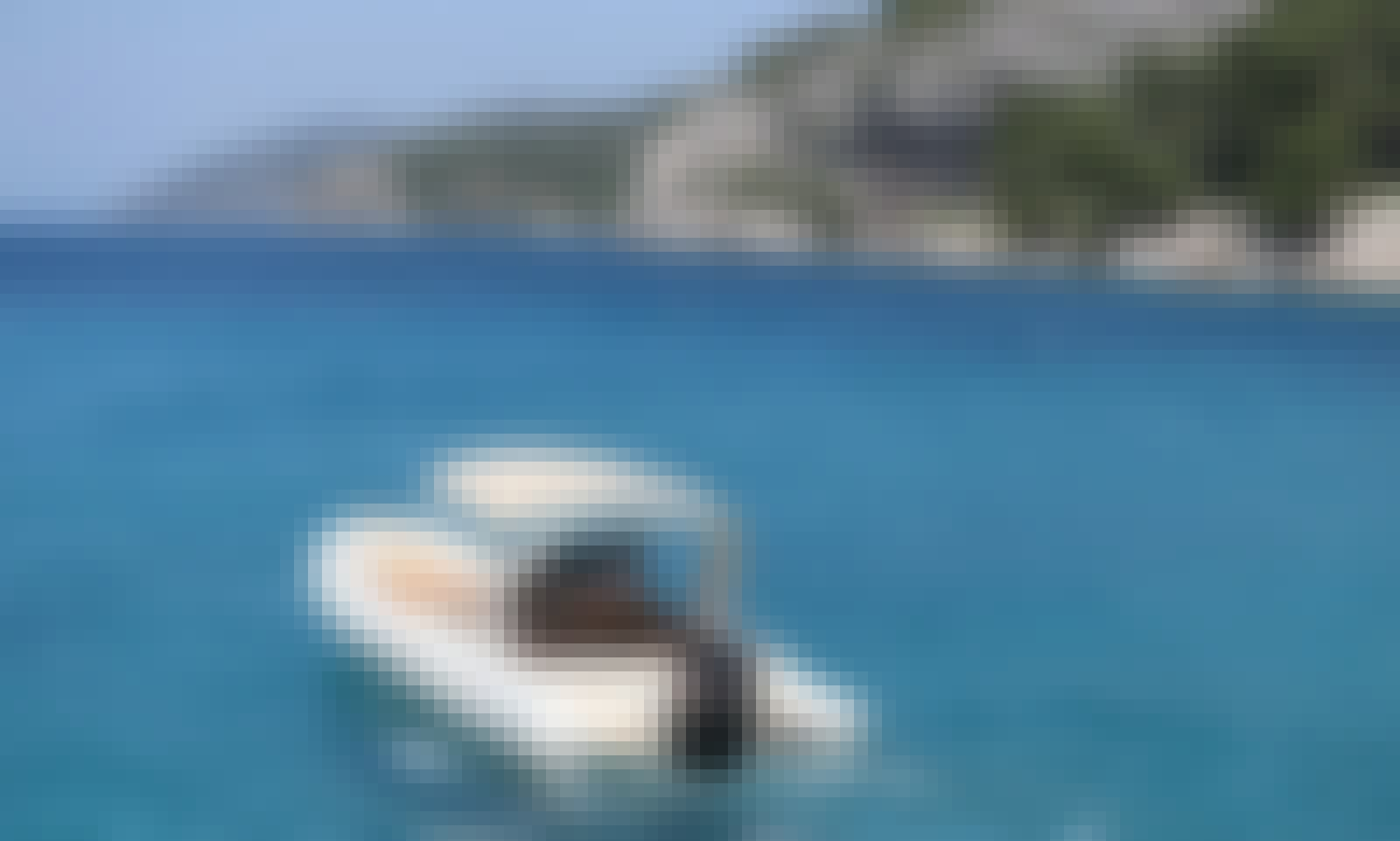 Private Boat Tour for 11 People in Hvar