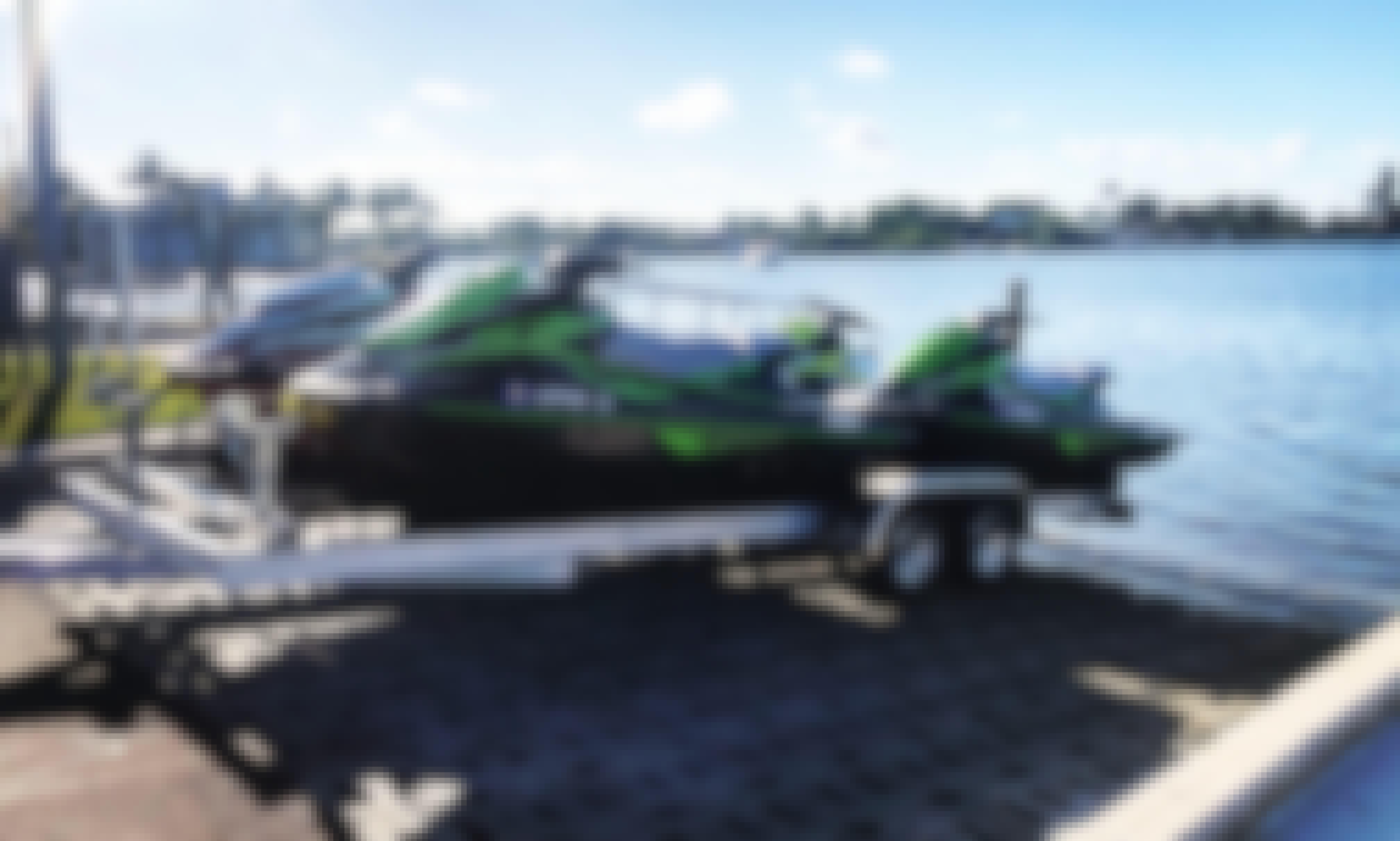 Yamaha Jet Ski Rental in Hollywood Florida