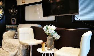 Luxury yacht 75 ft