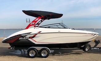 2019 Yamaha 242X Boat Rental in Rockwall, Texas!