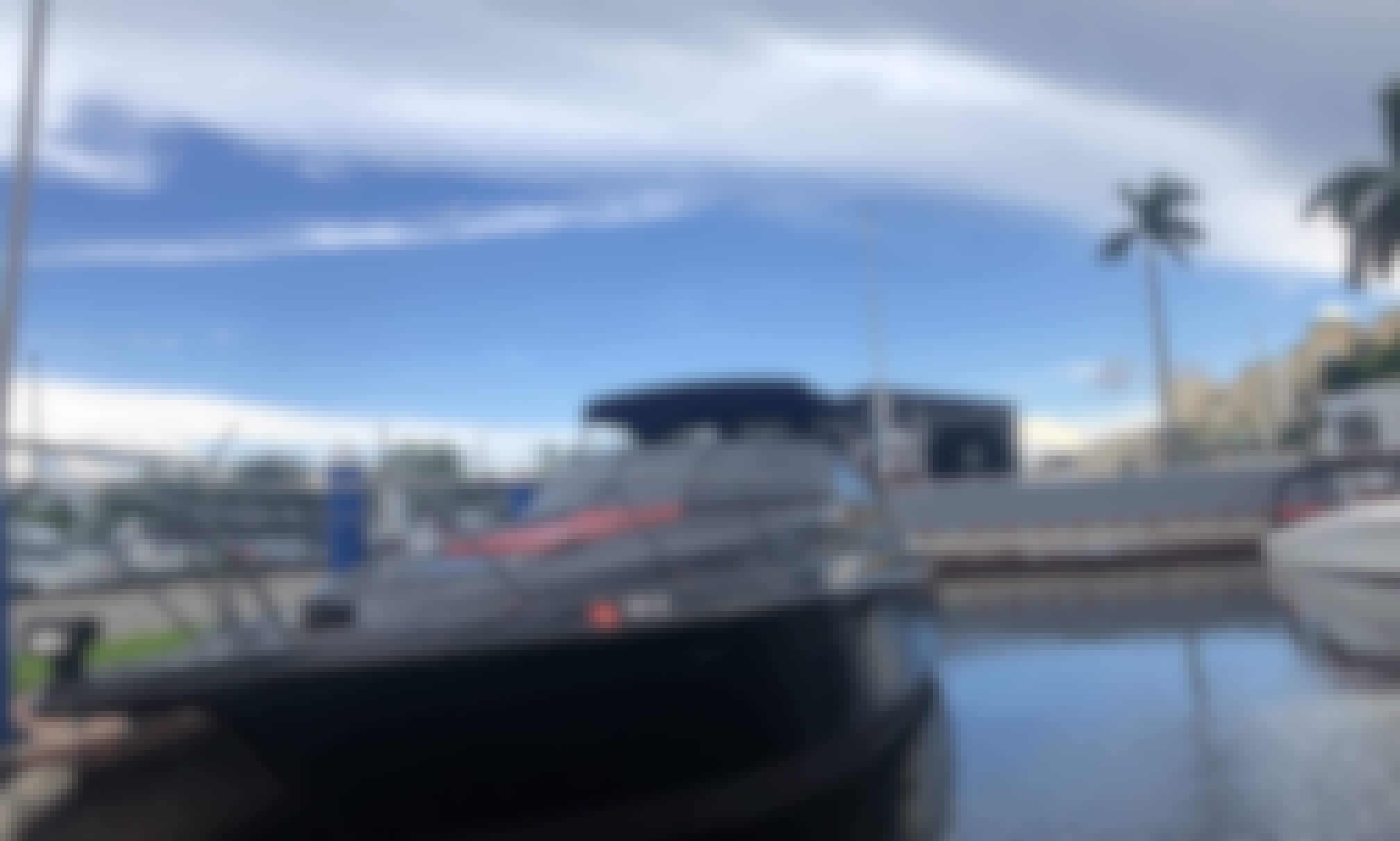 35' Maxum Motor Yacht Charter in Miami, FL