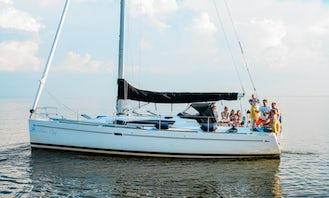 Charter a 41' Cruising Monohull in Pärnu, Estonia