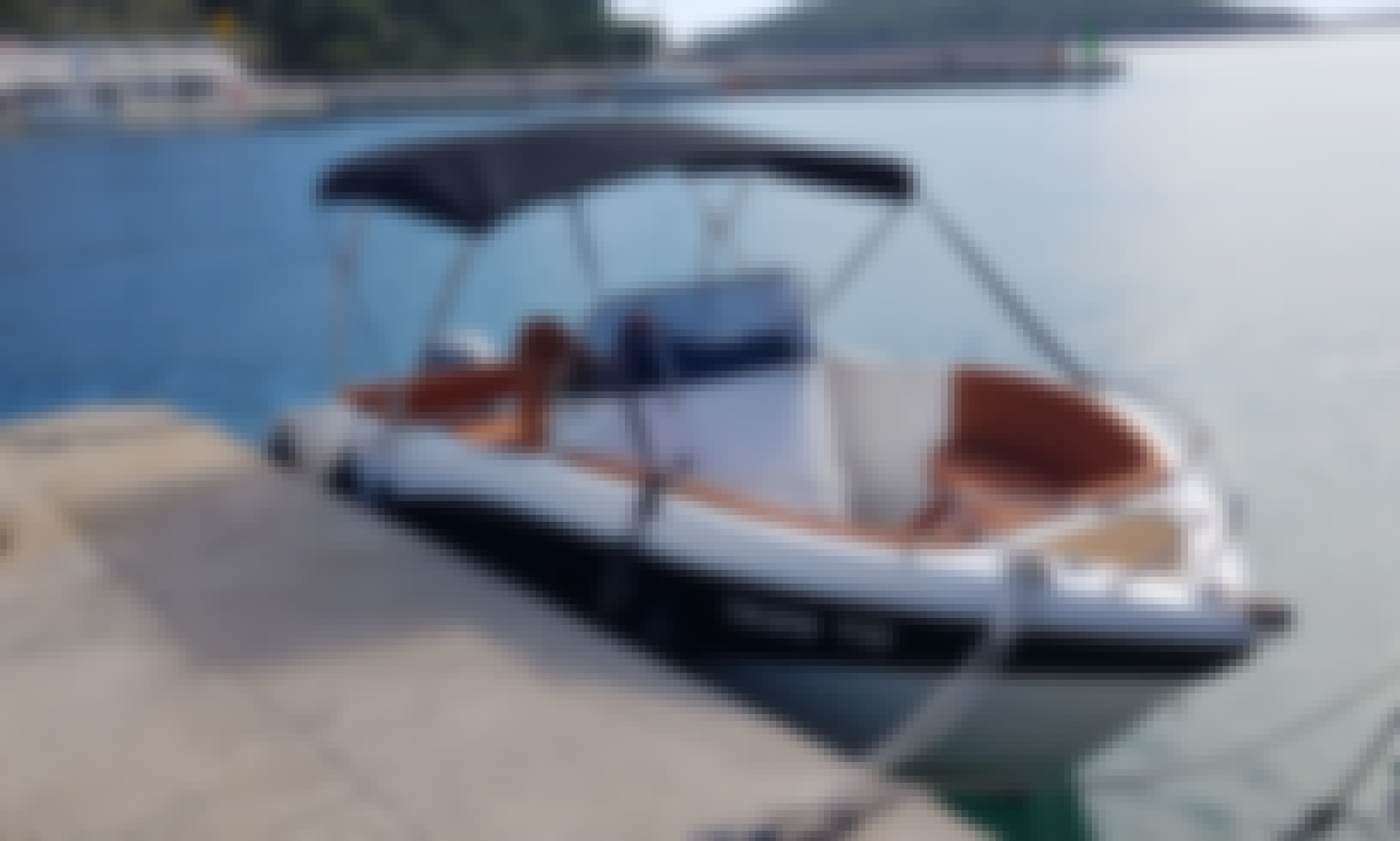 Barracuda 545 Speedboat, Trogir