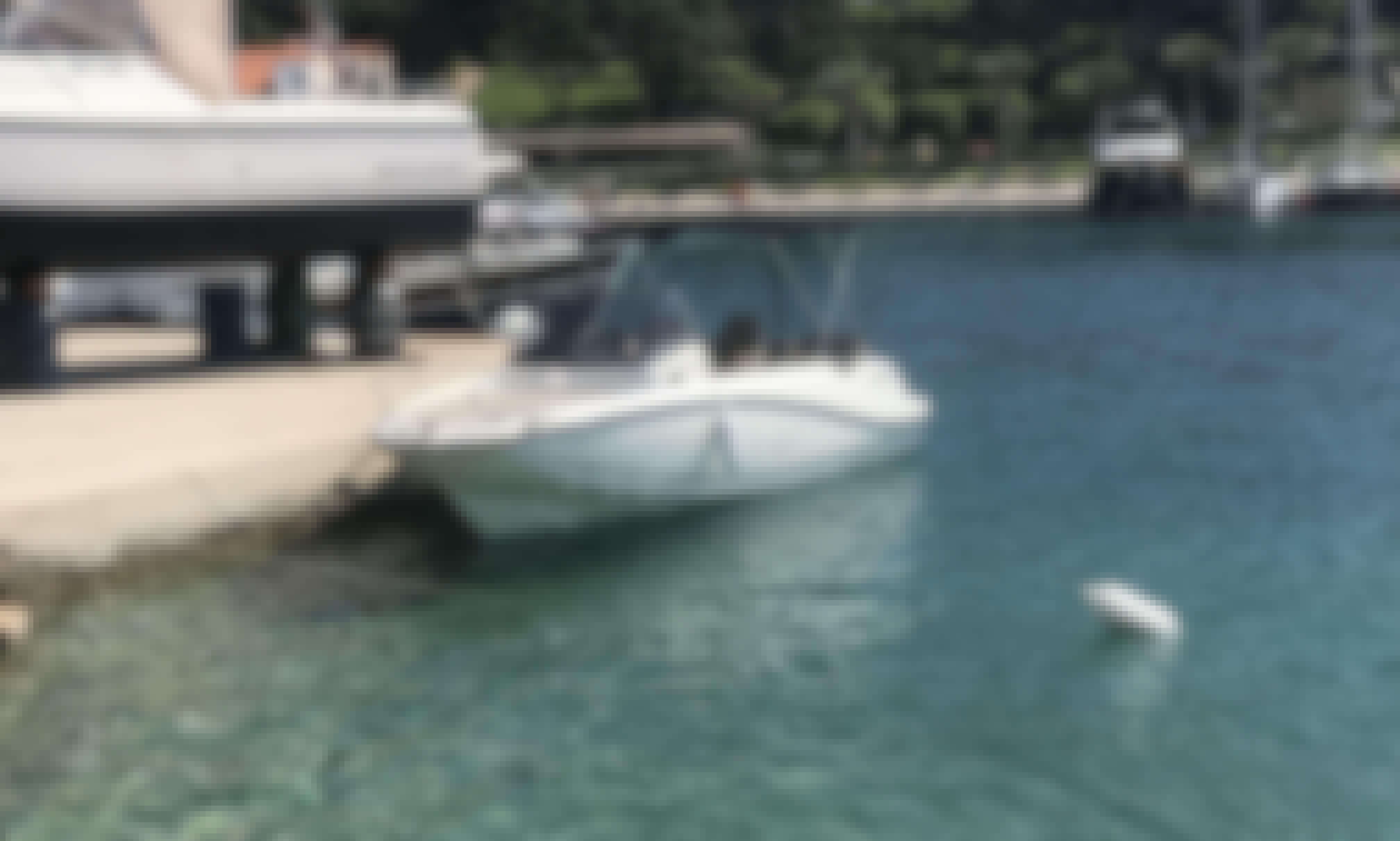 Quicksilver 605 Sundeck Boat Rental from Vinišće, Croatia