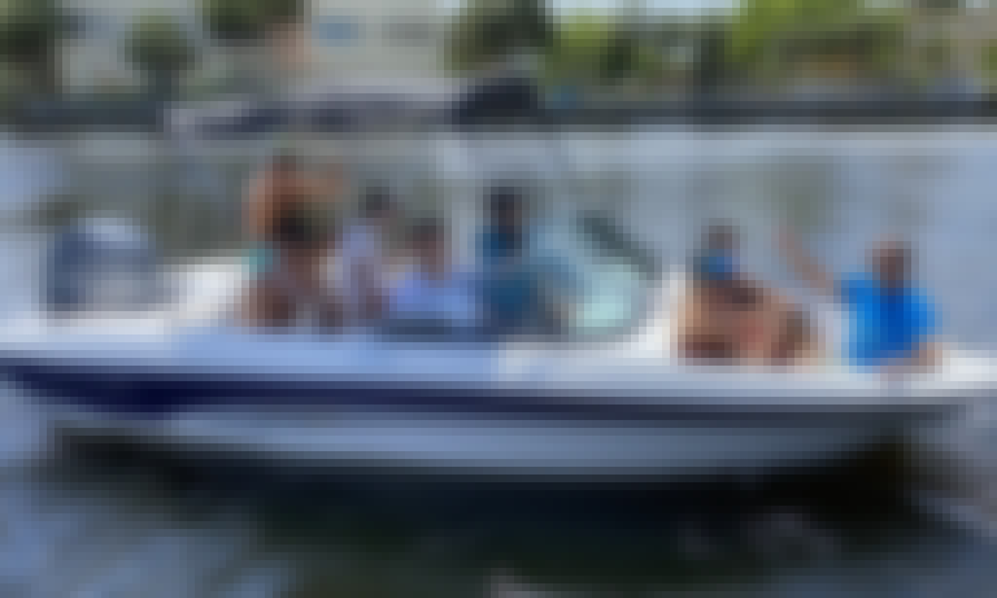 NEW 2019 Rinker QX18 OB Bowrider for 8 People 150HP in Fort Lauderdale, FL