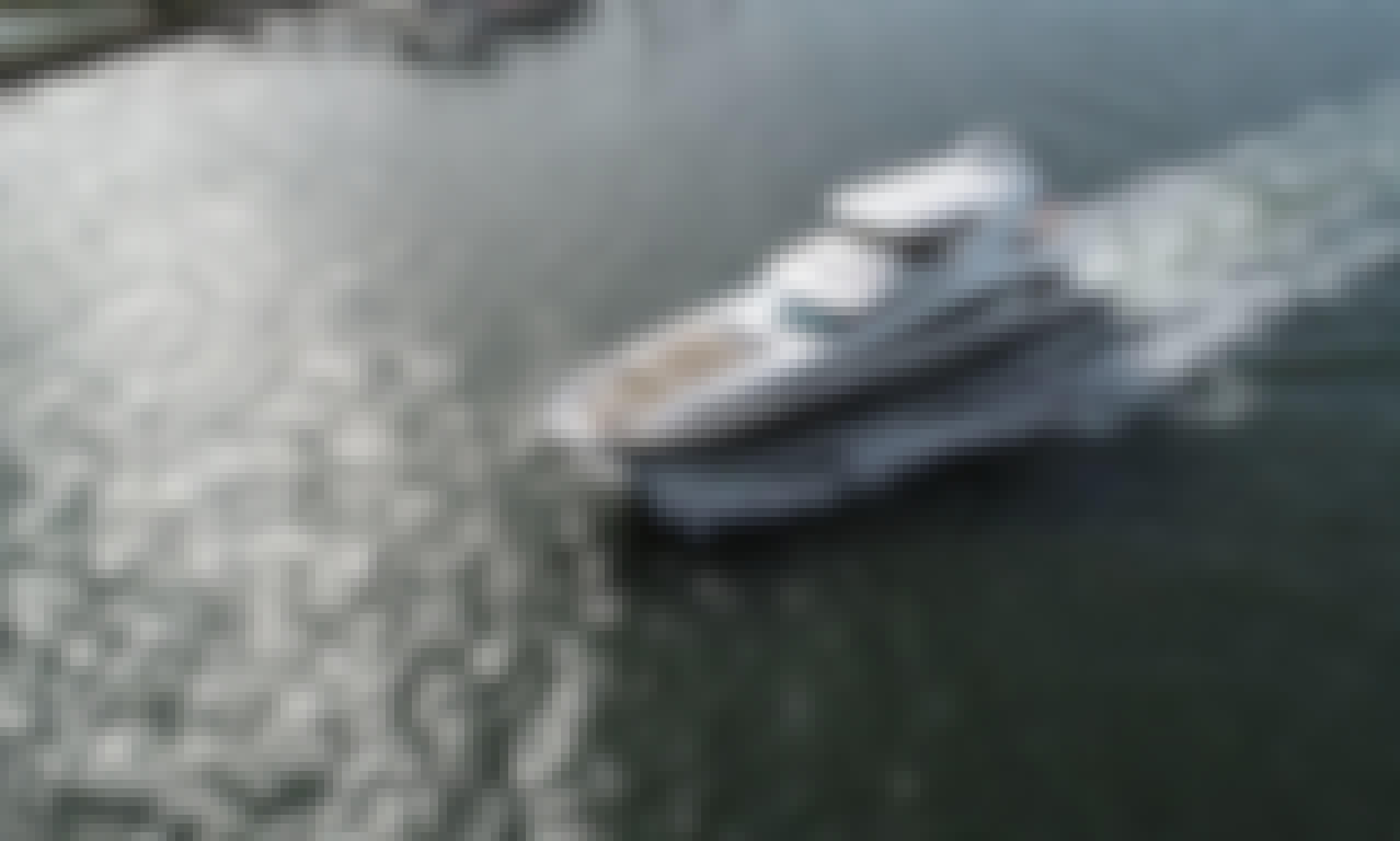 Elevation - Prestige 75' Flybridge Power Mega Yacht Rental in West Palm Beach, FL.
