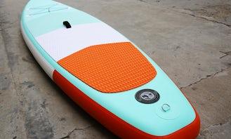 Paddle board Rental in Coquitlam