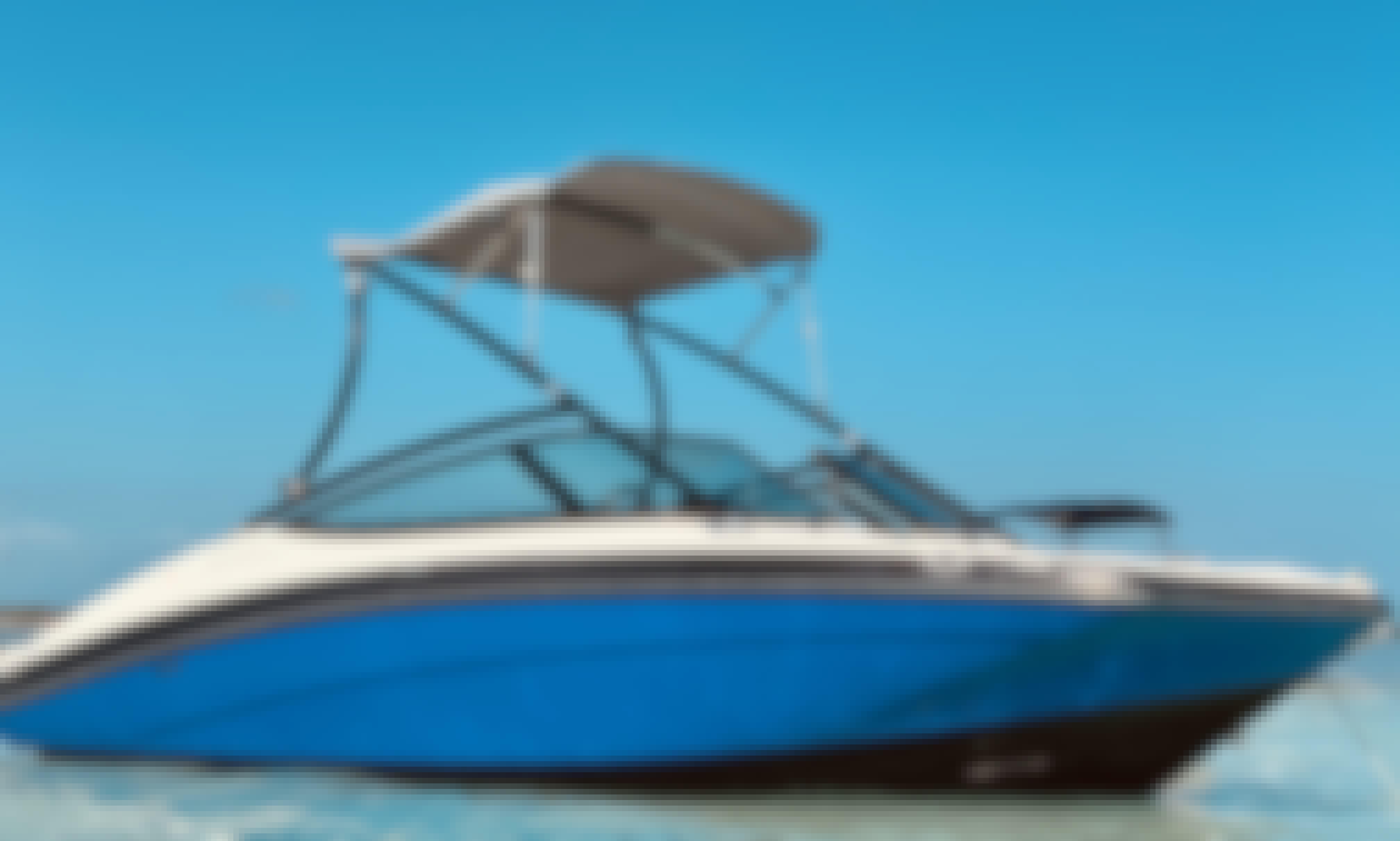 19' Yamaha Jet Boat in Miami, Florida!