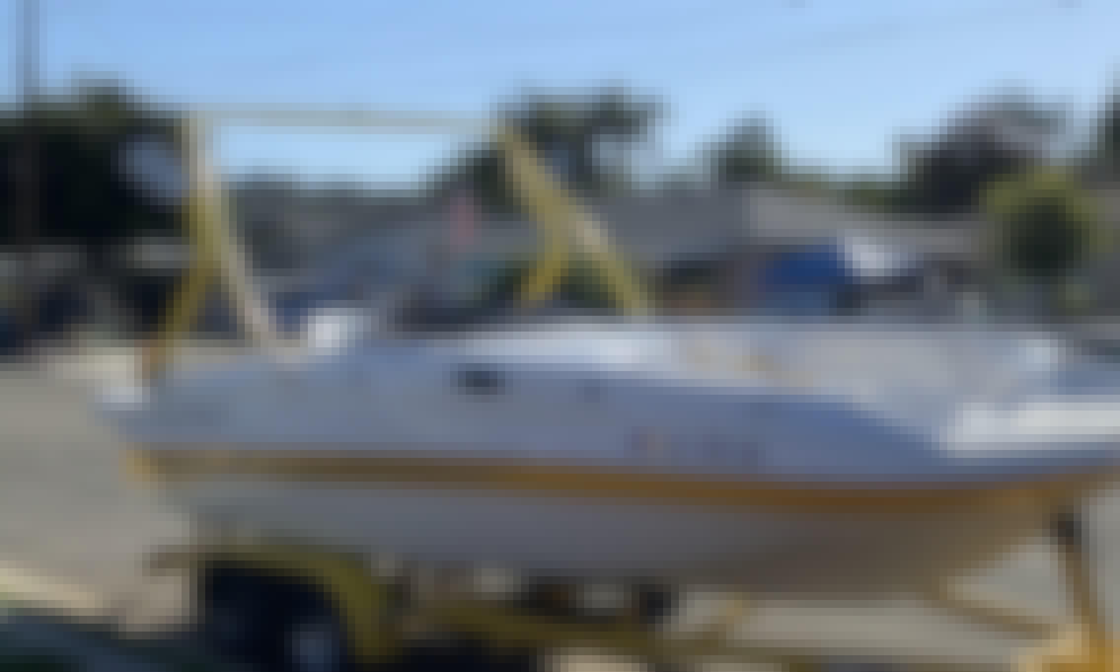 Book the 2005 Ebbtide Funcruiser 22' deck boat in Vista, California