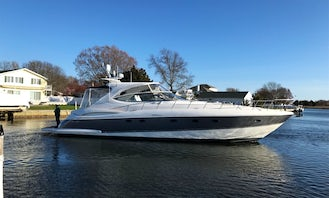 56' Motor Yacht Rental in Patchogue, New York
