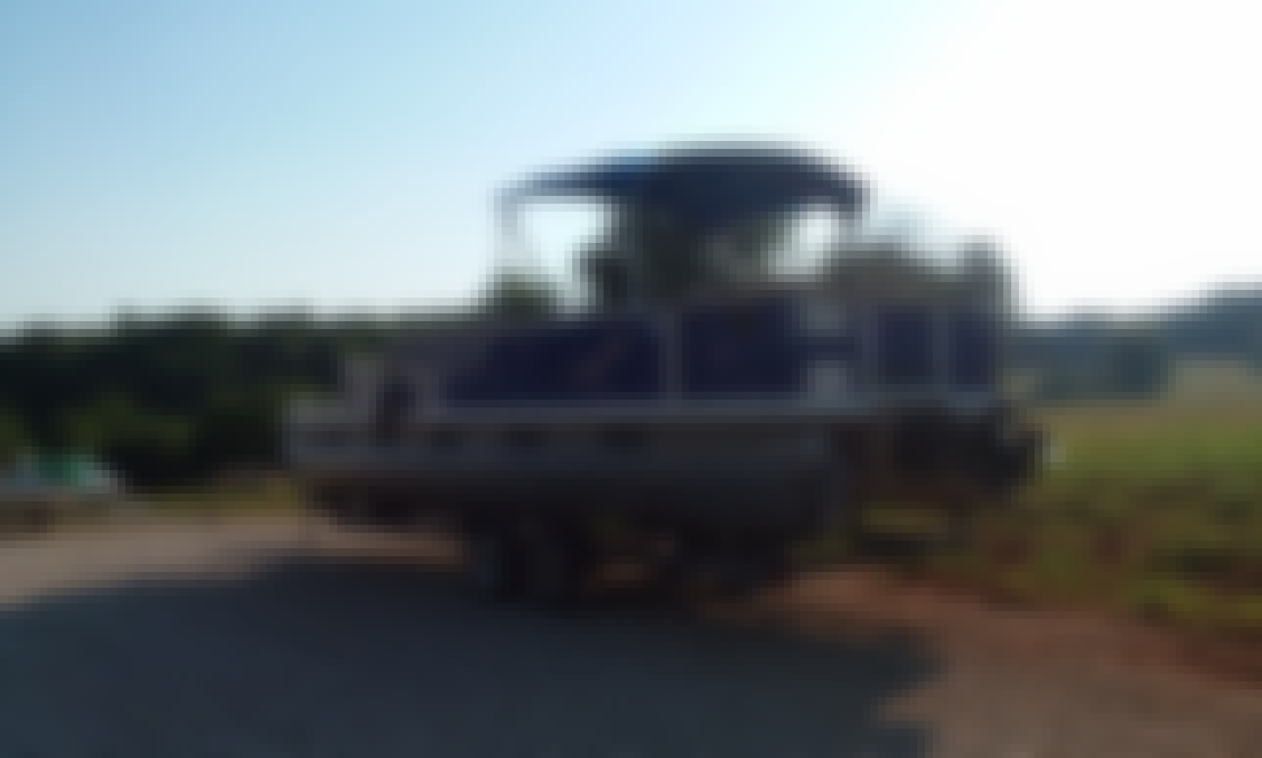 Pontoon for Rent near Nolin River Lake