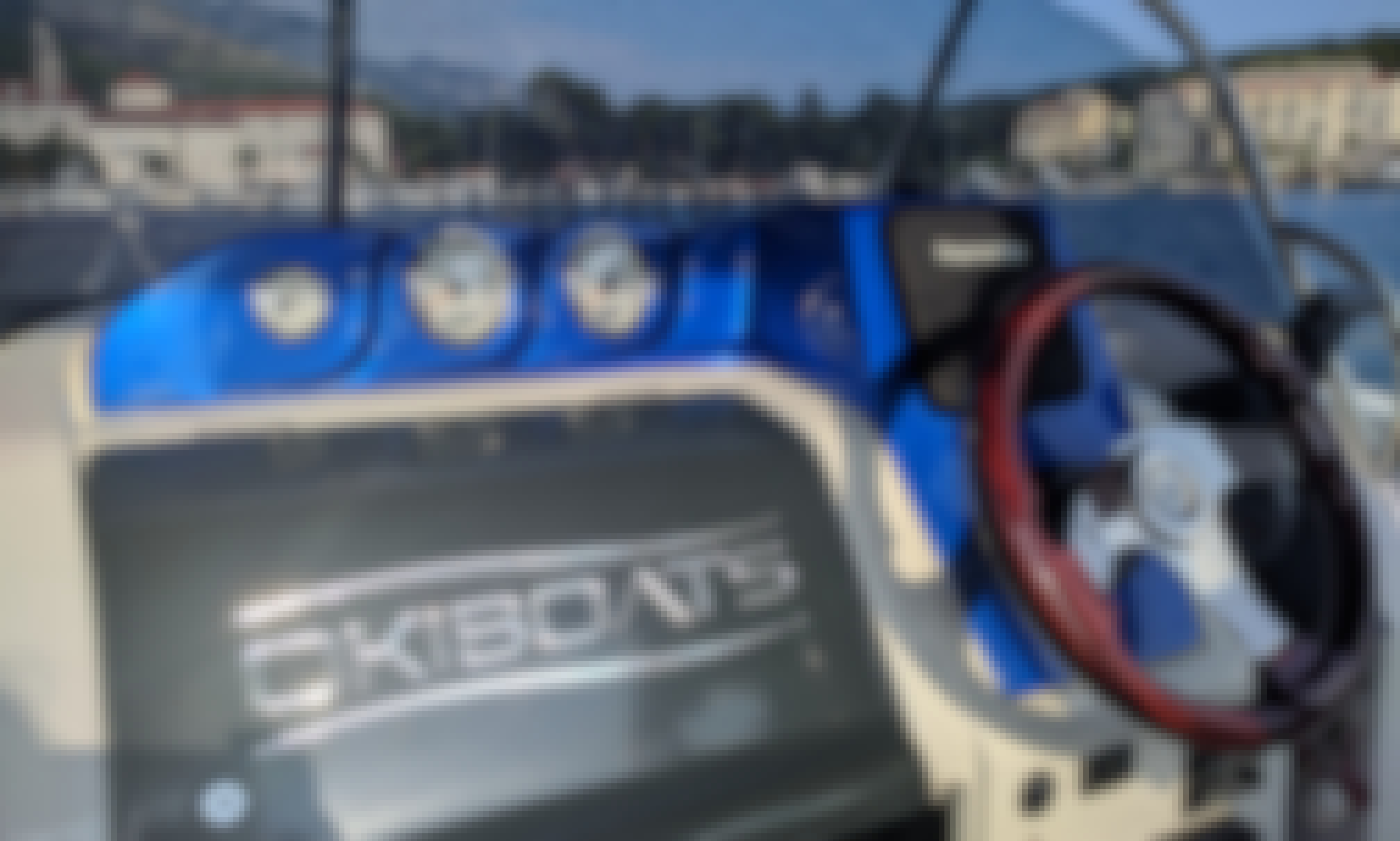 Rent this BARRACUDA 545 Center Console for 7 People in Makarska, Croatia