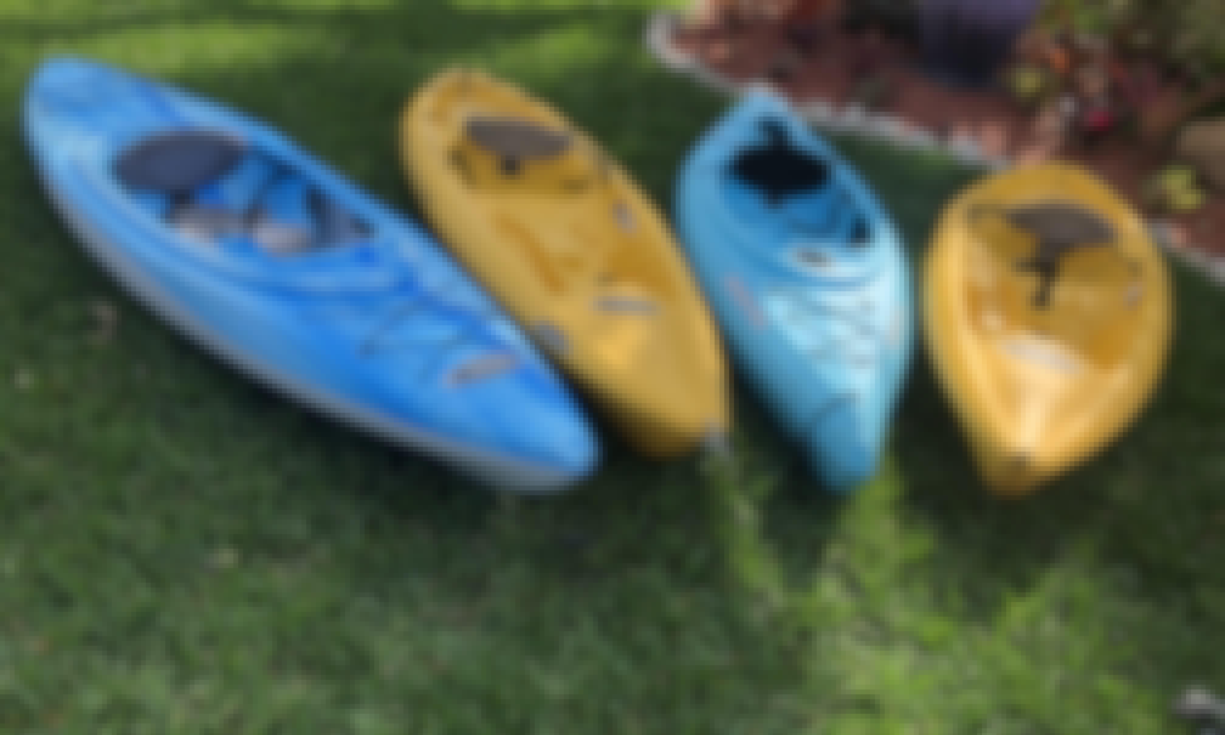 4 Kayaks for Weekly Rental in Bradenton, Florida