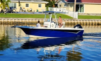 Look Here!!!! Super Deal!!! 2020 Motor!! Sea Fox Center Console With Easy Access To  Tampa Bay / Gulf Of Mexico  (Right On Tampa Bay) Center Console Sea Fox 237cc 200hp—>depart From Residential Boat Lift