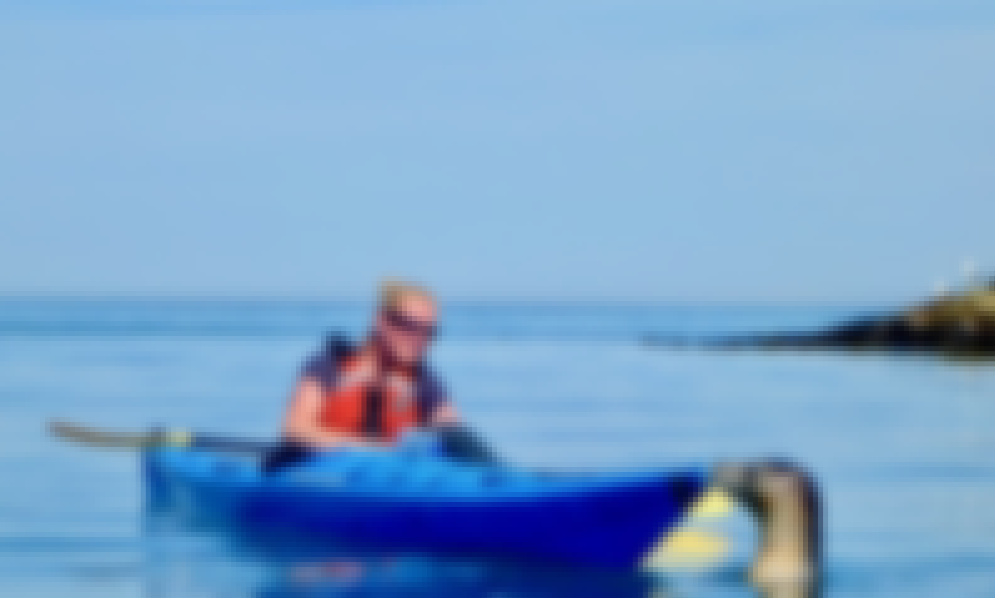 The most popular Private Half-day Guided Kayak Trip in Devons!