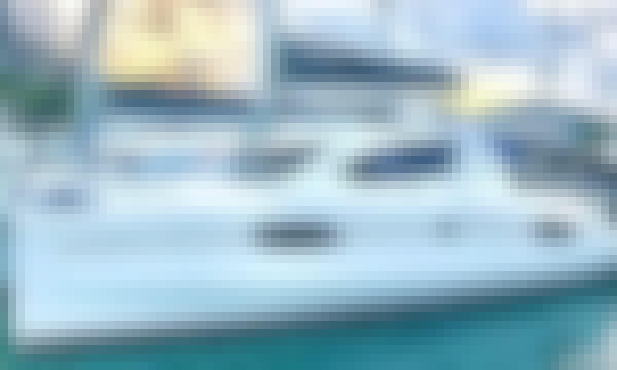 Experience cruising onboard a Luxury Catamaran Charter in Seychelles!