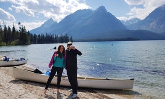2015 Wenonah Fisherman Canoe for Grand Lake Colorado L@@K ! ! !