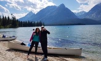 Wenonah Fisherman Canoe for Shadow Mountain Lake / Reservoir Colorado L@@K !