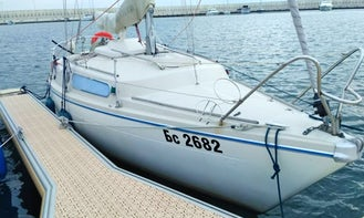 Yacht Trip and Fishing in the Burgas Bay on Dehler Delanta 76 Sailing Yacht with an experienced Captain