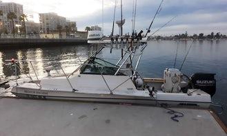 Seaswirl Striper Power/Fishing Boat in San Diego