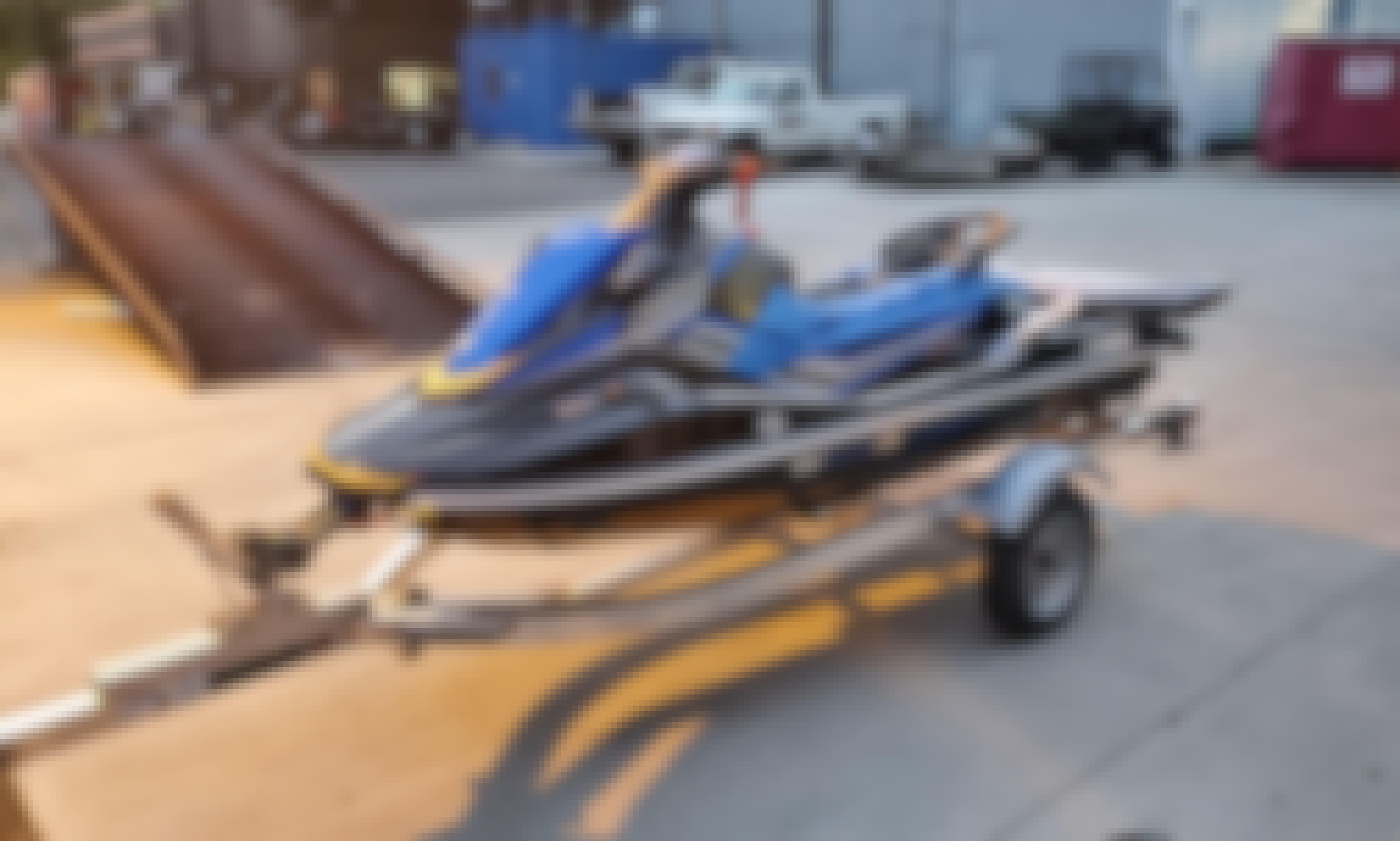2020 Yamaha Ex Sport Wave Runner for Rent