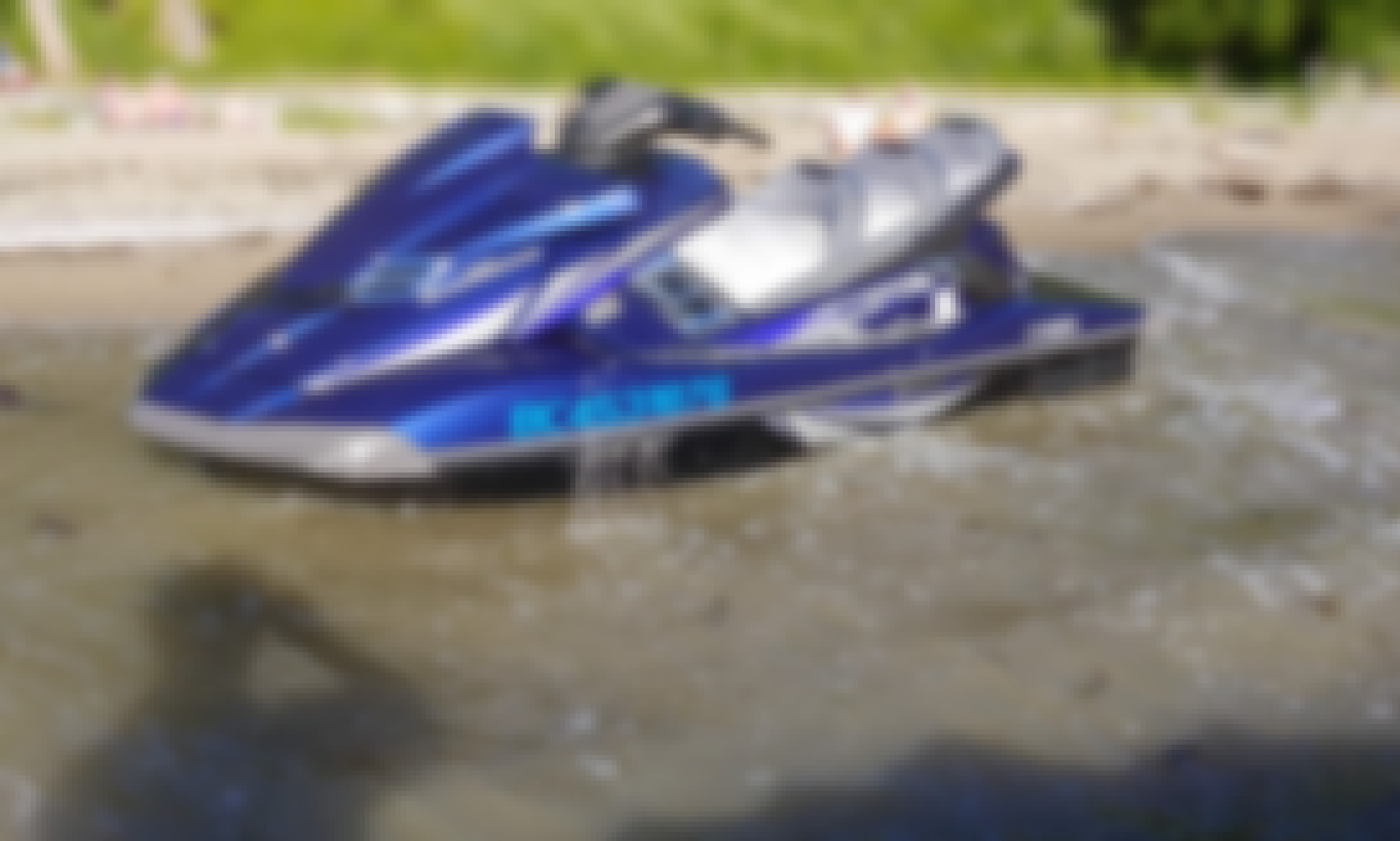 Yamaha Supercharged 3 Seater Jet Ski for Rent in Vancouver (With Captain Only)