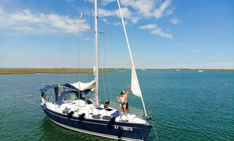 Captained Charter on 39' Sailing Sloop in Punta Sabbioni, Italy