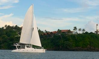 01 Night Cruise in Trincomalee, Sri Lanka (No Bareboat Charter)