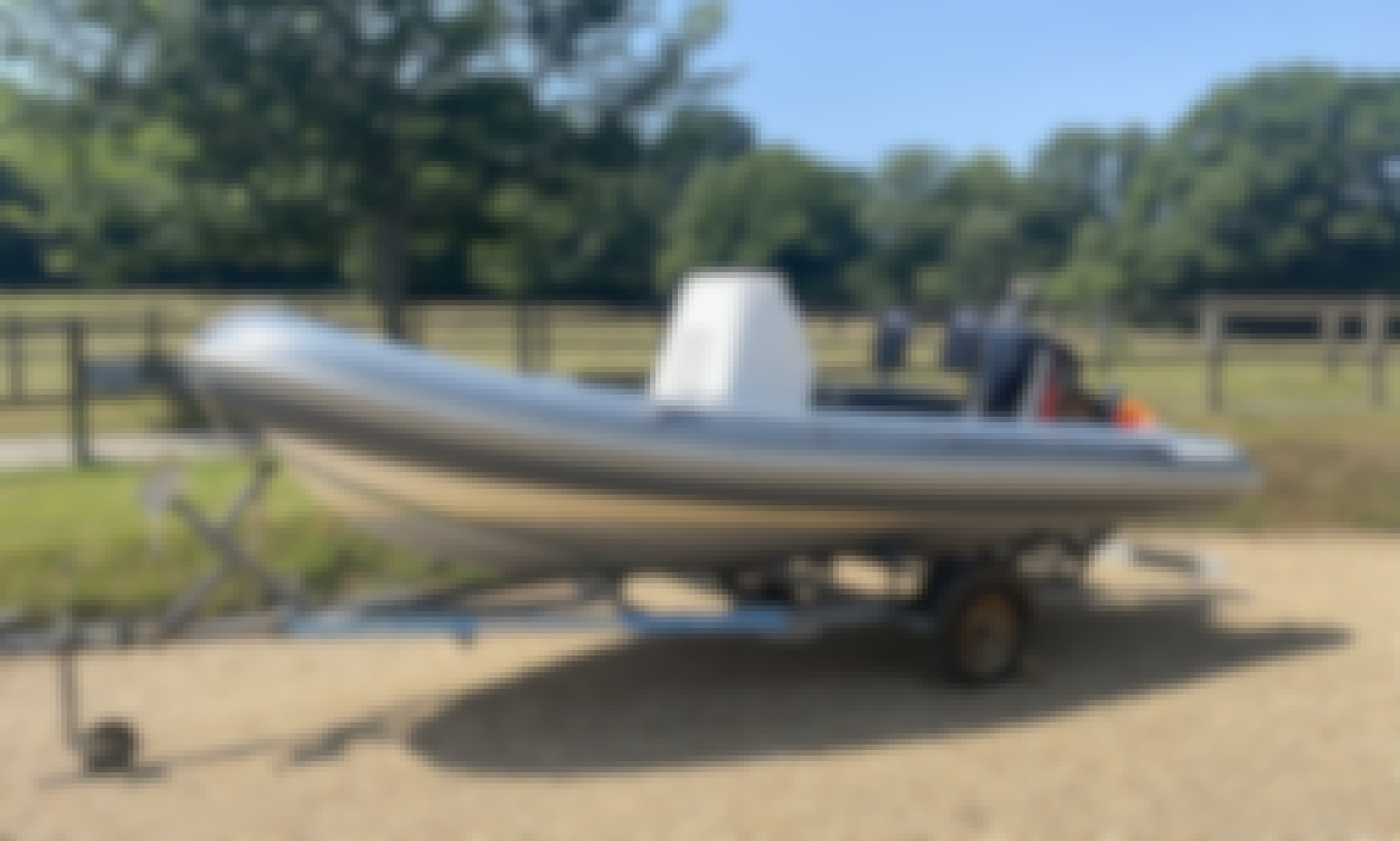 Experience the Ribcraft 585 Rigid Inflatable Boat With 75 Hp Mercury Outboard! Hire With Or Without a Skipper!