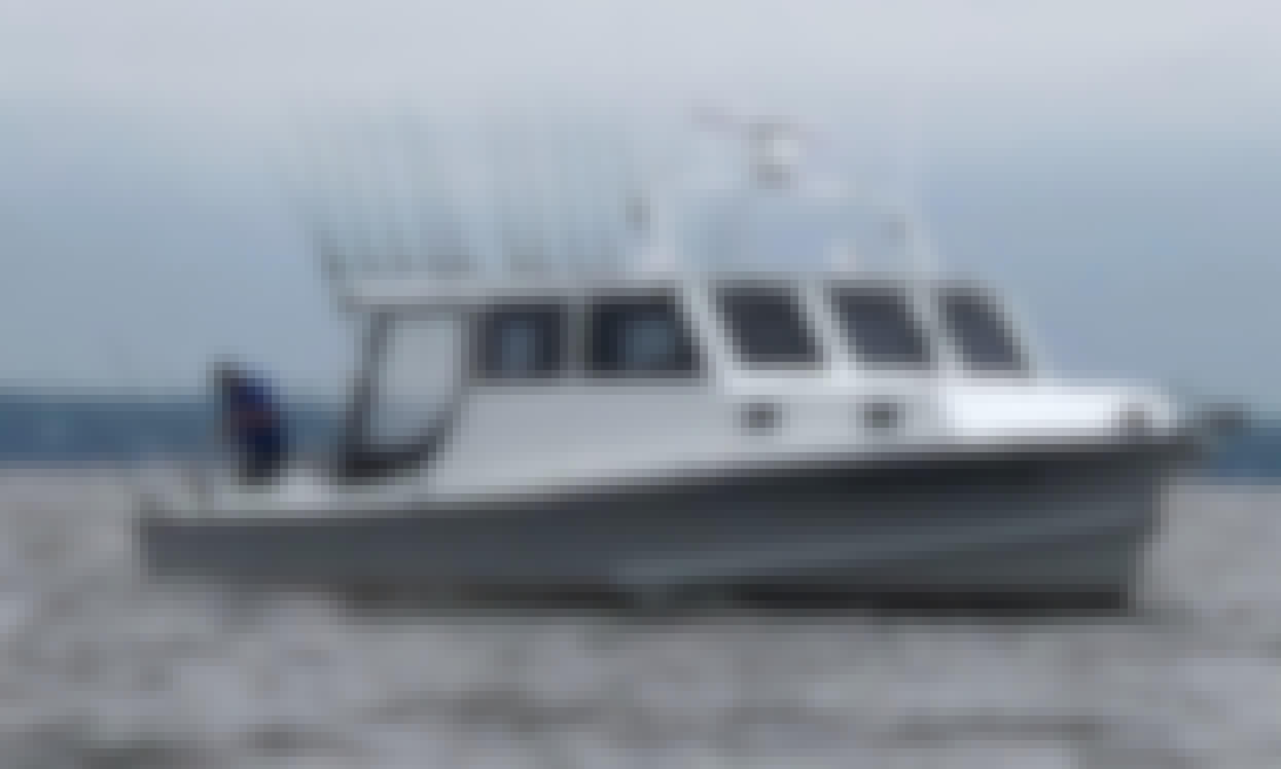 Robbins Chesapeake 40' Fishing Charters in Maryland