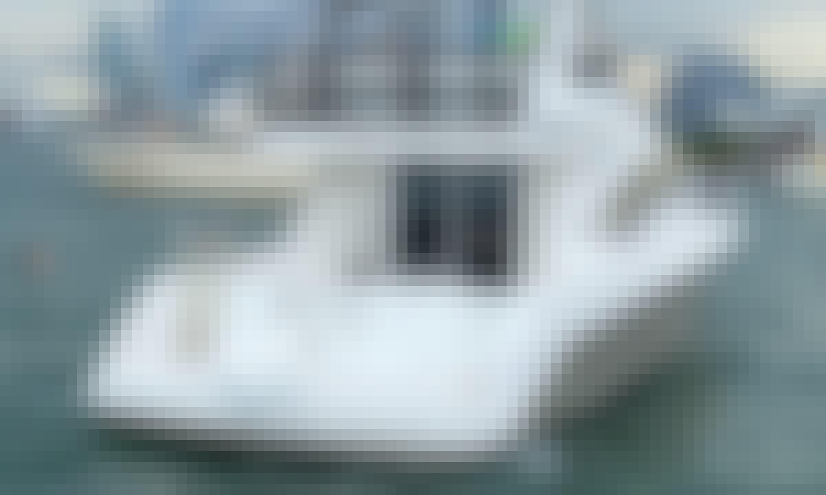Captained Charter a 48' Sea Ray Sedan Bridges Motor Yacht in Miami, Florida!