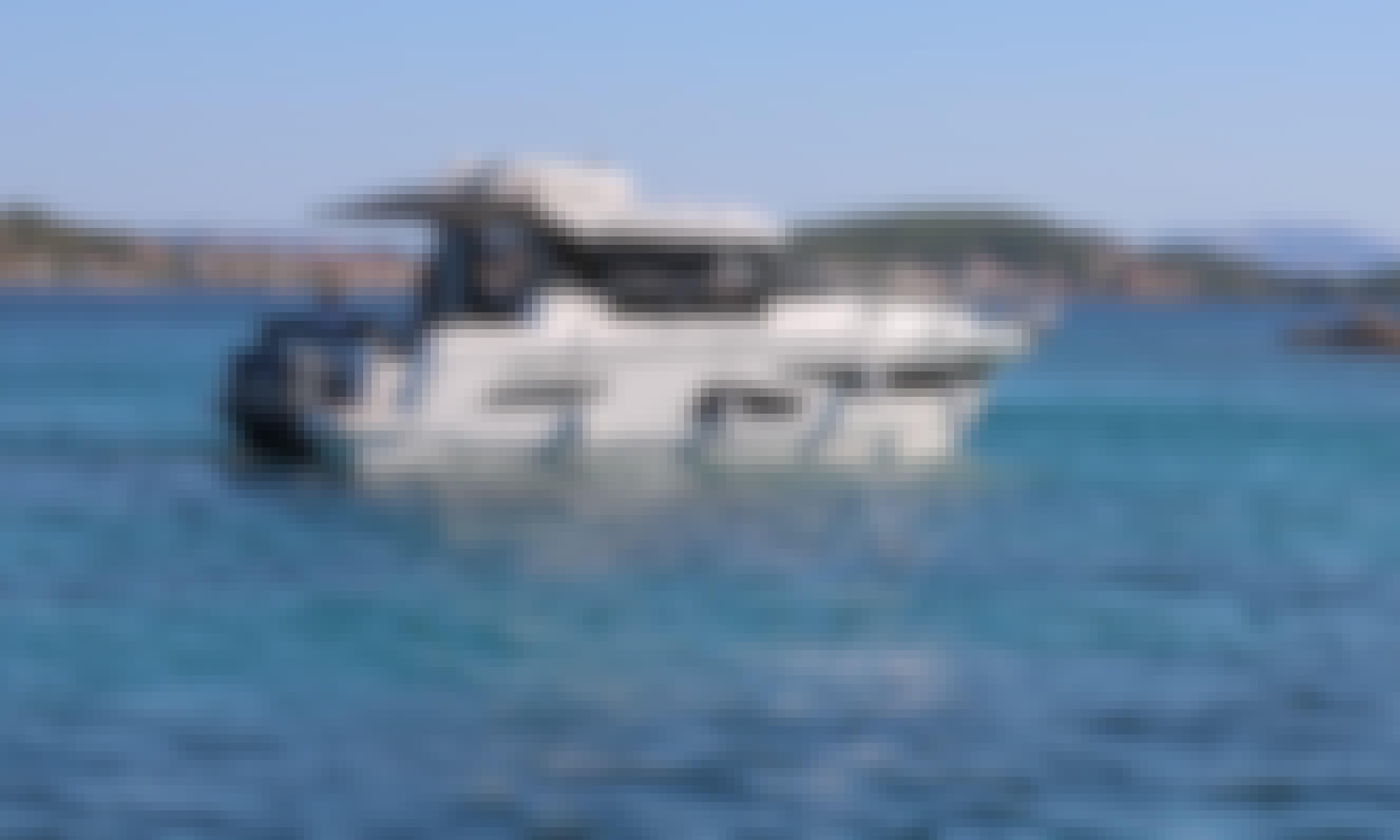 Merry Fisher 1095 Motor Yacht for Rent in La Bella, Tribunj