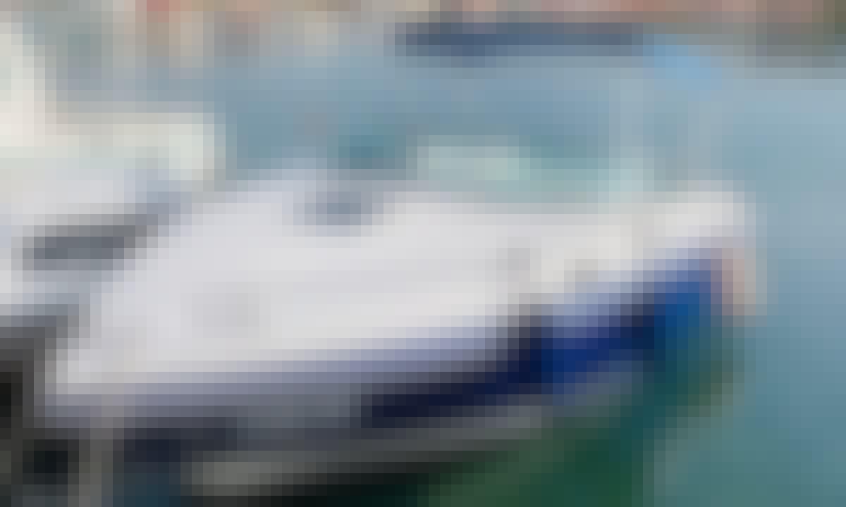 Rinker 246 Motor Yacht for Rent in Tribunj, Croatia!