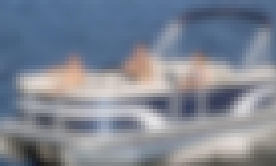 2020 Sylvan Lounger Pontoon Boat Rental in Tampa Bay, Florida