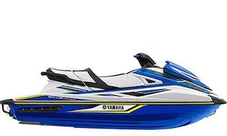 Yamaha VXR Jet Ski - SO fast and SO fun!