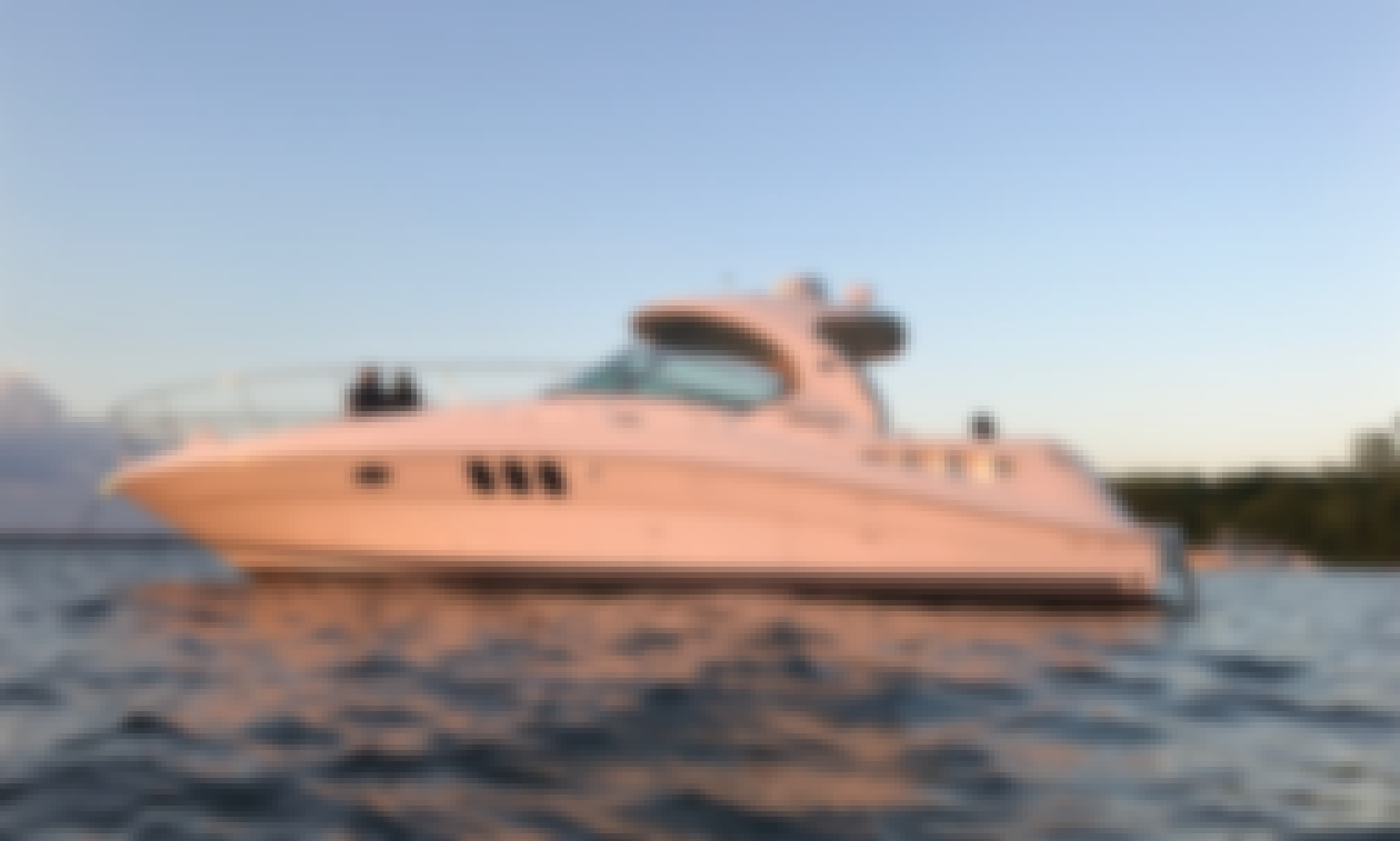 Sea Ray Sundancer 40' Yacht for up to 8 Person in Wayzata