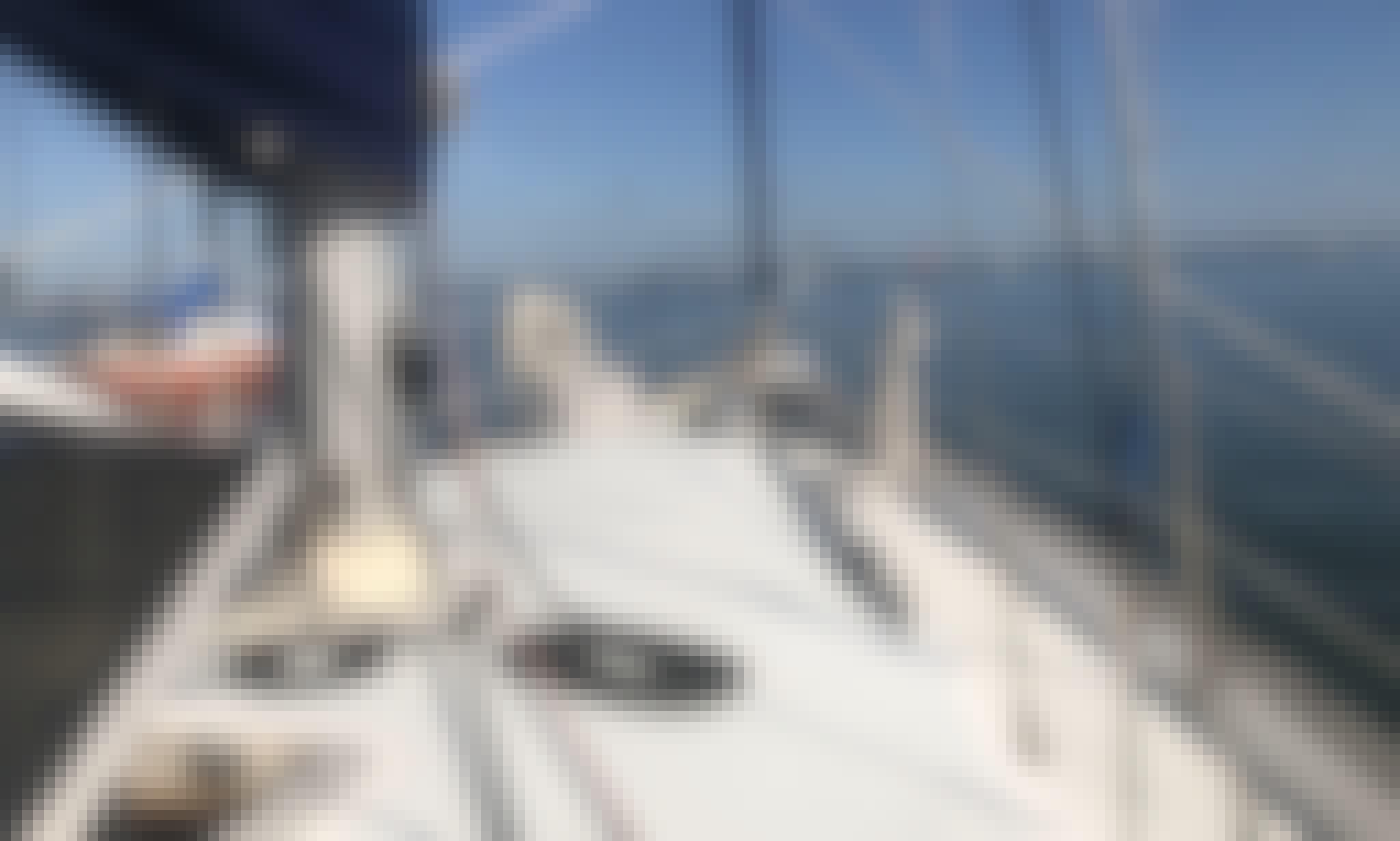 38' Sailboat Rental in Miami Beach, Florida