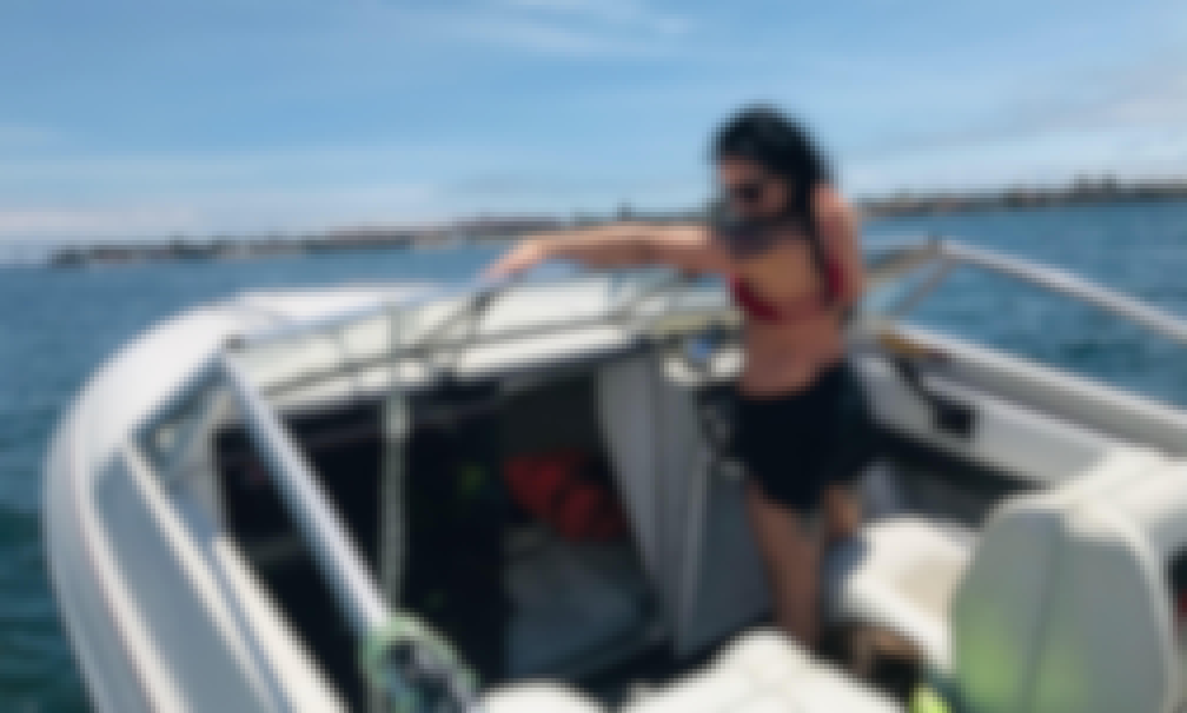 Power Boating Through San Diego!