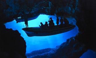 Blue Cave Tour By Speedboat on Biševo Island from Komiža
