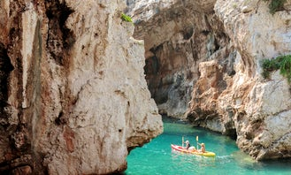 Most Recommended Sea Kayaking Tour on Geopark Vis Archipelago
